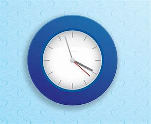 How To Build a Vector Clock Graphic in Illustrator