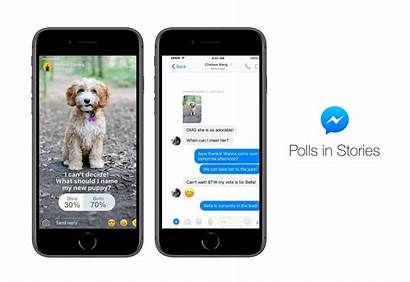 Messenger Polls Stories App Features Feature Instagram