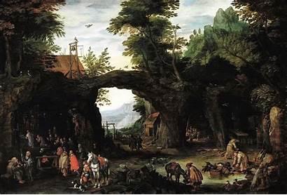 Brueghel Jan Painting Classic Catholic Wallhaven Cc