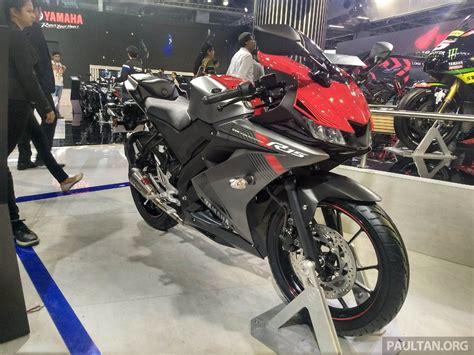 Modifae Yamaha Bikes R15 by 2018 Yamaha Yzf R15 Launched In India Rm7 620