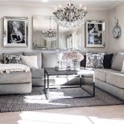 Livingroom Deco Modern Glam Living Room Decorating Ideas 19 Homadein