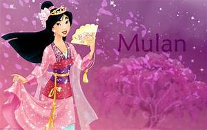 Mulan - Disney Princess Mulan Wallpaper (33894127) - Fanpop