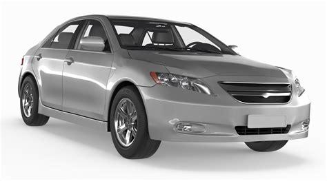 3d Generic Midsize Sedan M