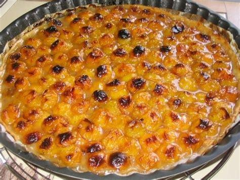 cuisiner les mirabelles recette de tarte aux mirabelles de lorraine la recette