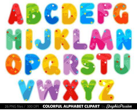 Free Clip Clipart Alphabet Fonts 101 Clip