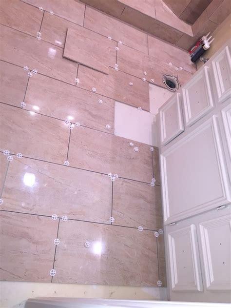 11701 bathroom tile spacing bathroom floor tile layout 11701