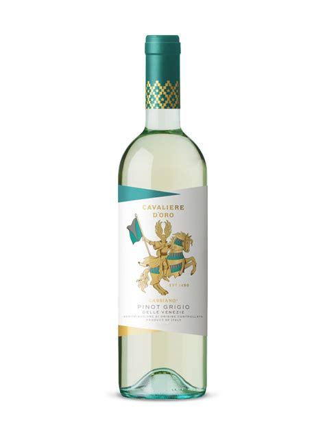 Gabbiano Wines Cavaliere D Oro Gabbiano Pinot Grigio Igt Lcbo
