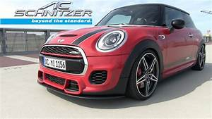 Mini F56 Tuning : mini jcw by ac schnitzer f56 mini tuning youtube ~ Kayakingforconservation.com Haus und Dekorationen