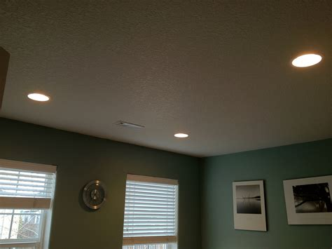 can led lighting be bad recessed lighting had an electrician out today doing