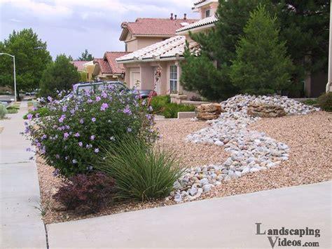 small front yard desert scene   easiest    duplicate  copy