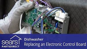 Electrolux Dishwasher Diagram