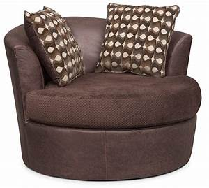 brando 2 piece innerspring sleeper sectional and swivel With sectional sofa swivel chair