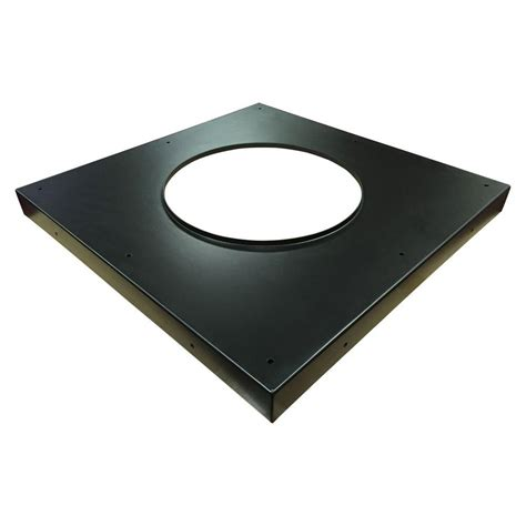 remington solar attic fan remington solar 24 in x 24 in x 2 in steel curb mount