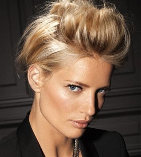 Faux Hawk Hairstyle by 10 Faux Hawk Hairstyles For 2016