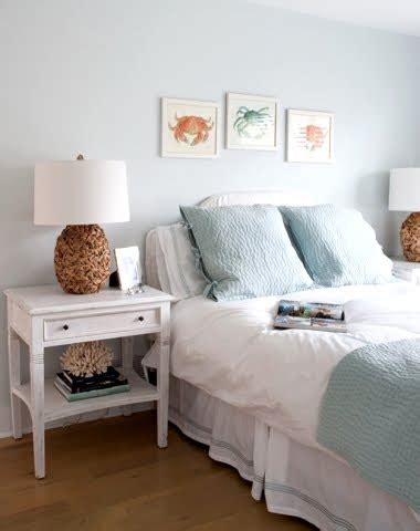 30 Beautiful Coastal Beach Bedroom Decor Ideas Coastal
