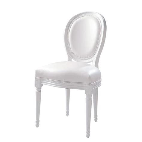 chaise louis maison du monde chaise blanche louis 149 chez maison du monde photo de