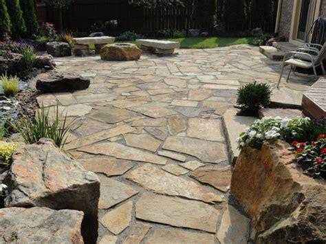 how to install flagstone flagstone patio design ideas flagstone patio stone installation best way to install flagstone