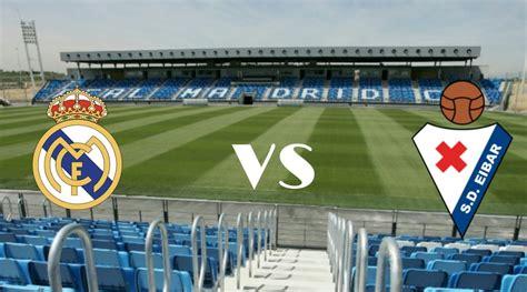 La Liga fixtures published. Real Madrid faces Eibar ...