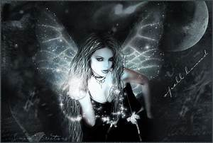 Gothic Sparkling Fairy - Gothic Photo (27867922) - Fanpop