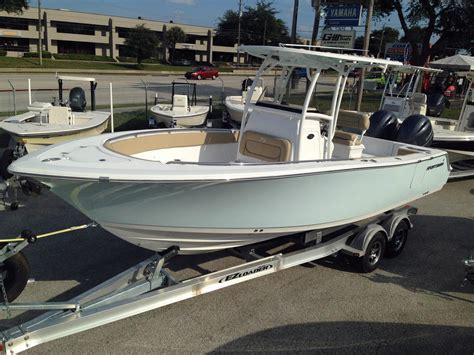 New Center Console Fishing Boats by 2016 New Sportsman Boats Heritage 251 Center Console