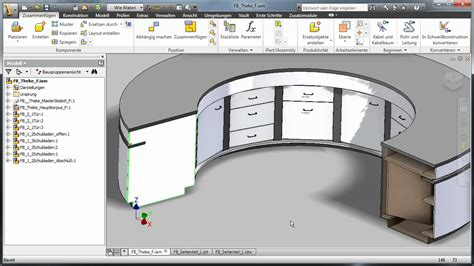 entegra  moebelbauloesung auf basis autodesk inventor