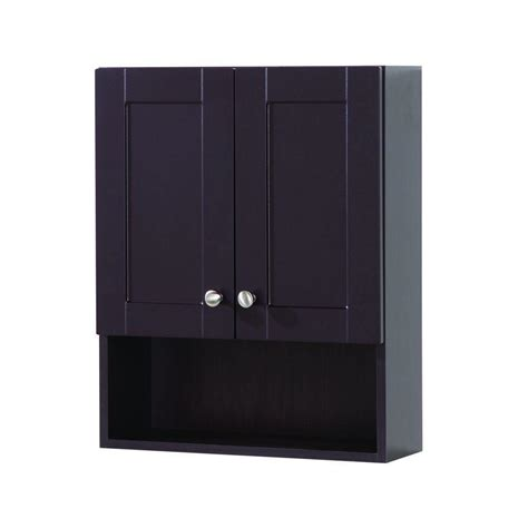 glacier bay bathroom cabinets glacier bay del mar 20 1 2 in w x 25 3 5 in h x 7 1 2 in