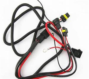 H1 H4 H7 H8 H9 H11 9005 9006 9007 Xenon Hid Conversion Kit Relay Wiring Harness