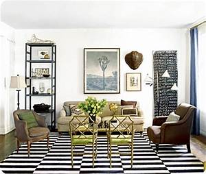 Tapis Forme Geometrique : les tapis motifs g om triques maison et demeure ~ Teatrodelosmanantiales.com Idées de Décoration