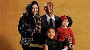 Nba Player Kobe Bryant Is Married To Vanessa Laine Bryant