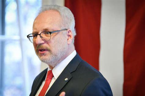 Valsts prezidents aicina Saeimu nostiprināt vēlētāju ...