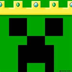 Minecraft Creeper King Skin