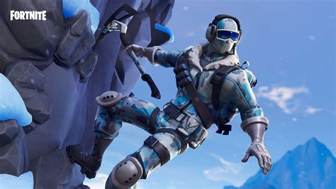 frostbite fortnite wallpapers  wallpapersafari