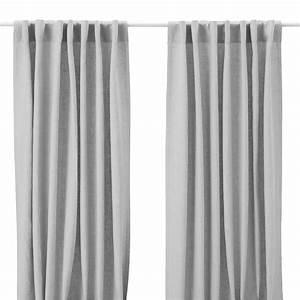 Ikea Rideaux Occultants : linge de maison notre s lection sp cial lin elle d coration ~ Teatrodelosmanantiales.com Idées de Décoration