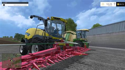 ls 15 modvorstellung new holland dlc youtube