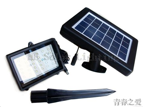 wholesale 40led solar flood light solar powered outdoor