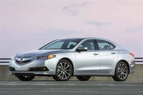 Acura Car Reviews by 2016 Acura Tlx New Car Review Autotrader