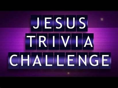 Countdown Trivia Challenge Jesus Church Worship Countdowns