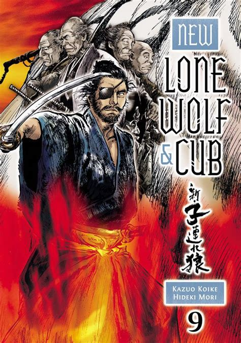 New Lone Wolf & Cub Vol 9  Fresh Comics