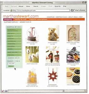 Martha Moments  Remembering  Martha By Mail  Catalog For