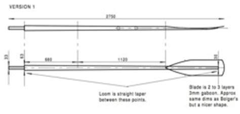 woodwork wooden oar plans  plans