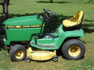 john deere r mower deck