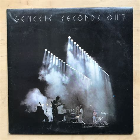 Genesis Seconds Out Records, Lps, Vinyl And Cds Musicstack