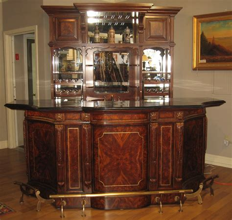 furniture for house top of the line empire style home bar luxury furniture