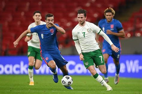 Alan Browne: Republic of Ireland player positive for Covid ...