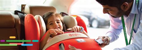 Careem Kids Car Type The Safest Way To Travel In Dubai And