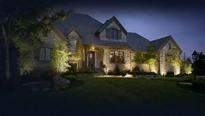 Outdoor lighting for house low voltage landscape