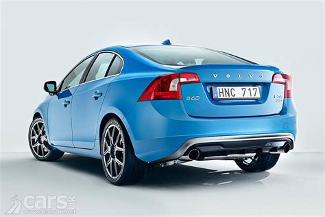 volvo s60 polestar production car cars uk