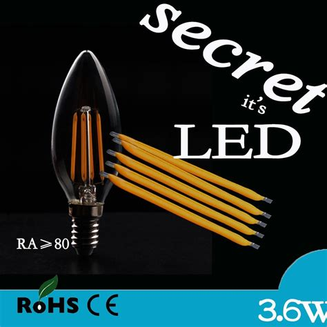 New Light Source Led Cob Filament Light 36w Low Energy