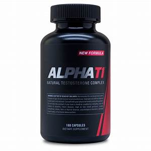 Alpha T1 - Testosterone Booster