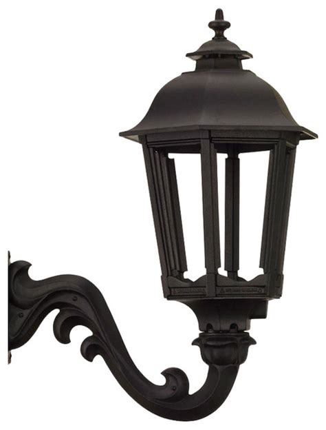 the bavarian outdoor gas lighting bistro wall mount